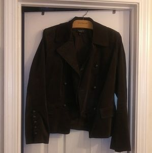 Talbot Military style doubled breasted Blazer